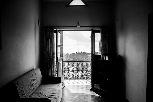 obróbki blacharskie balkonów