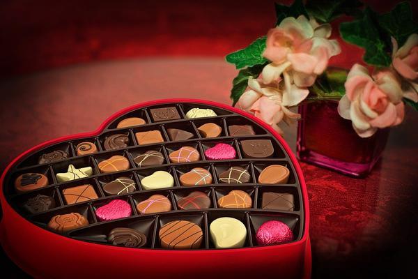 personalizowane czekoladki