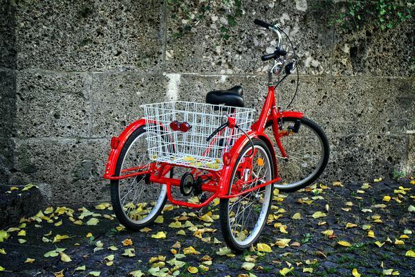 rowery trójkołowe opolskie